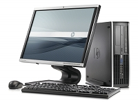 HP Compaq 8100 Elite SF Corei5